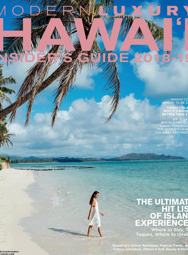 Modern Luxury Hawai'i