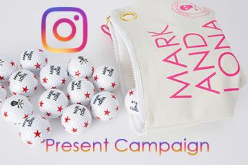 MARK&LONA インスタグラム キャンペーン