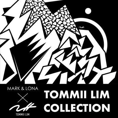 TOMMII LIM コラボアイテム第2弾が発売